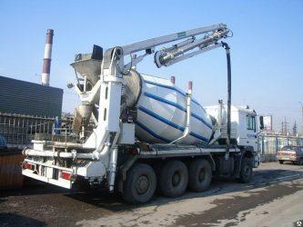 Доставка бетона миксером с бетононасосом москва купить круг по резке бетона