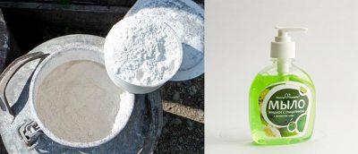 Цементный раствор с мылом купить вибровал для бетона