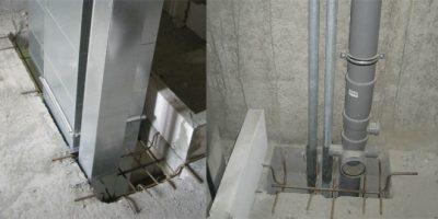 Бетон замоноличивание миксера бетон
