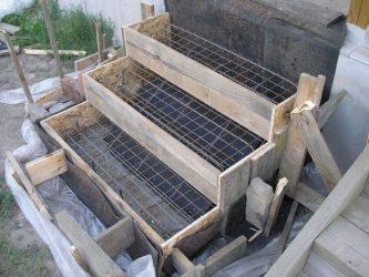 Как сделать бетонное крыльцо своими руками?