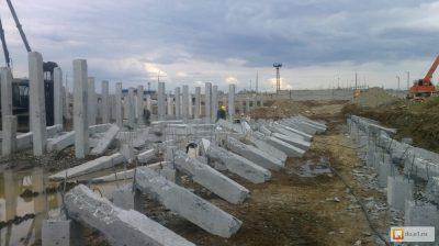 срубки бетона